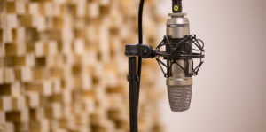 cheap studio microphone under 100